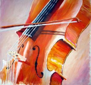 Orchesterprobe 4