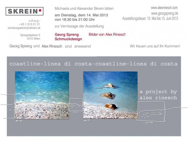 Coastline-Ausstellung in der Schmuckwerkstatt